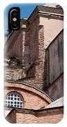Hagia Sophia Walls 01 IPhone Case