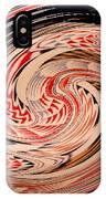 Haida Spiral IPhone Case