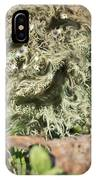 Hairy Moss Fairy IPhone Case