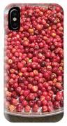 Haitian Cherries IPhone Case