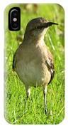 Half Beak Will Travel IPhone Case
