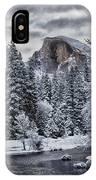 Half Dome 1 IPhone Case