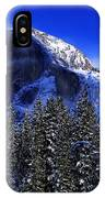 Half Dome Clearing IPhone Case