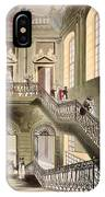 Hall And Staircase At The British IPhone Case