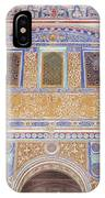 Hall Of Ambassadors In The Royal Alcazar Of Seville IPhone Case