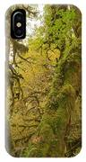Hall Of Mosses 3 IPhone Case