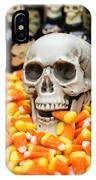 Halloween Candy Corn IPhone Case