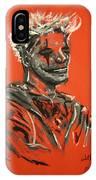 Halloween Figure IPhone Case