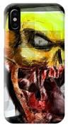 Halloween Mask IPhone Case