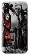 Halloween Night IPhone Case