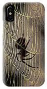 Halloween - Spider IPhone Case