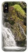 Hanawi Falls IPhone Case