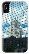 Hancock Towers IPhone Case