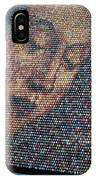 Handmade Wooden Easter Egg Mosaic IPhone Case