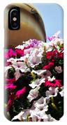 Hanging Flowers 6720 IPhone Case