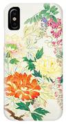 Hanging Flowers IPhone Case