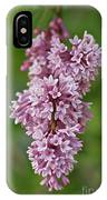 Hanging Lilac IPhone Case