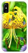 Hanging Lily IPhone Case