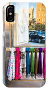 Hanging Out By The Door IPhone Case