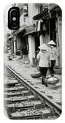 Hanoi Lifestyle IPhone Case
