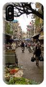 Hanoi Street Market    IPhone Case