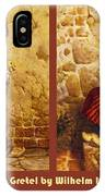 Hansel And Gretel Brothers Grimm IPhone Case