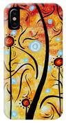 Happiness By Madart IPhone Case