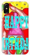 Happy Birthday 1 IPhone Case
