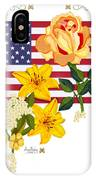 Happy Birthday America 2013 IPhone X Case