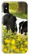 Happy Cow IPhone Case