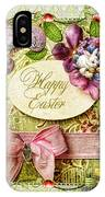 Happy Easter 2 IPhone Case
