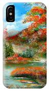 Happy Ever After Autumn  IPhone Case