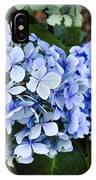 Happy Hydrangea IPhone Case
