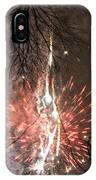 Happy New Year 2014 Three IPhone Case
