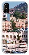 Harbor, Kalkan, Turkey IPhone Case