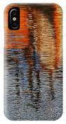 Harbor Reflecting IPhone Case