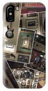 Hard Rock Cafe Hollywood Florida IPhone Case