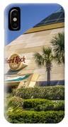 Hard Rock Cafe IPhone Case