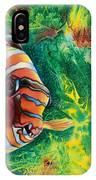 Harlequin Tuskfish IPhone Case