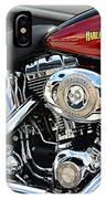 Harley Chrome IPhone Case