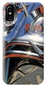 Harley Close Up IPhone Case