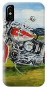 Harley Davidson 1943 IPhone Case