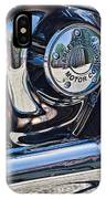 Harley Davidson Engine IPhone Case