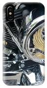 Harley Live To Ride IPhone Case