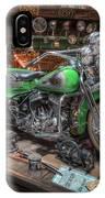 Harley Trike IPhone Case