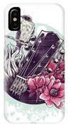 Harmony Of Nature IPhone Case