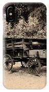 Harpers Ferry Wagon IPhone Case