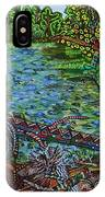 Harpeth River IPhone X Case