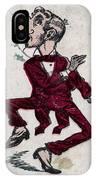 Harry Hop IPhone Case