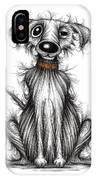 Harry The Dog IPhone Case
